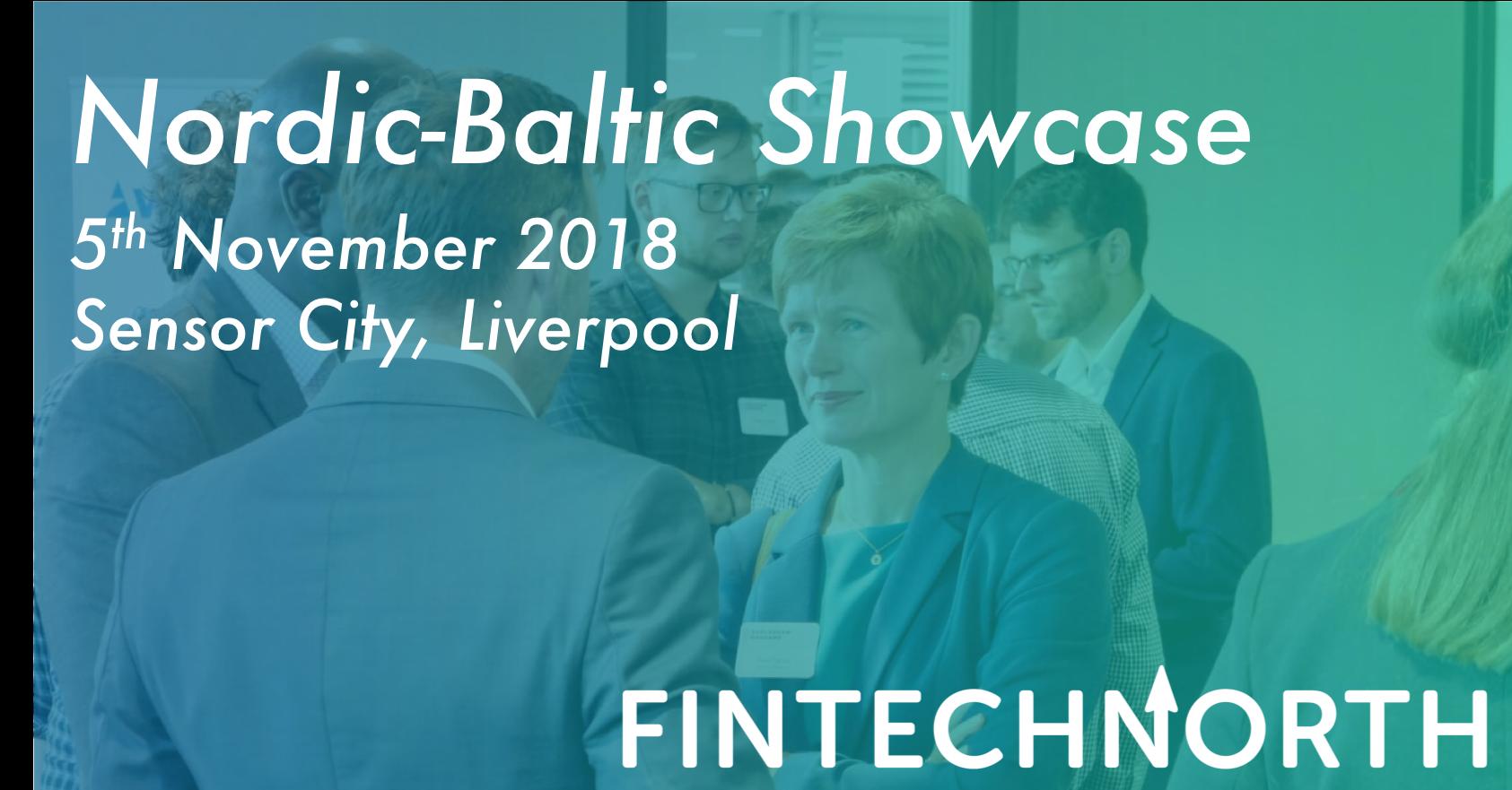 International FinTech Showcase, Liverpool
