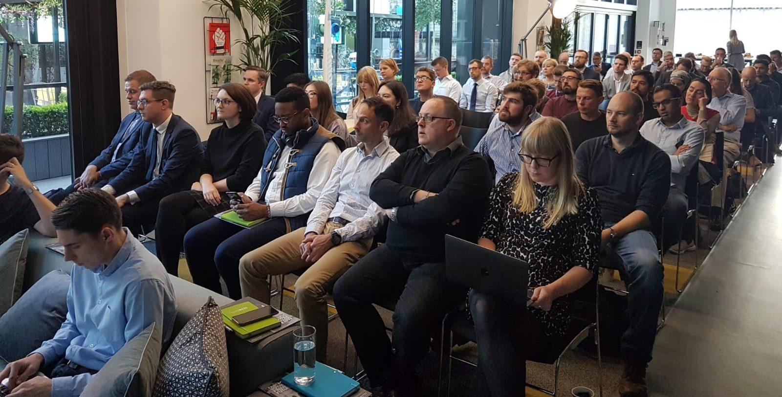 FinTech North Manchester Forum 19/10 – Event review
