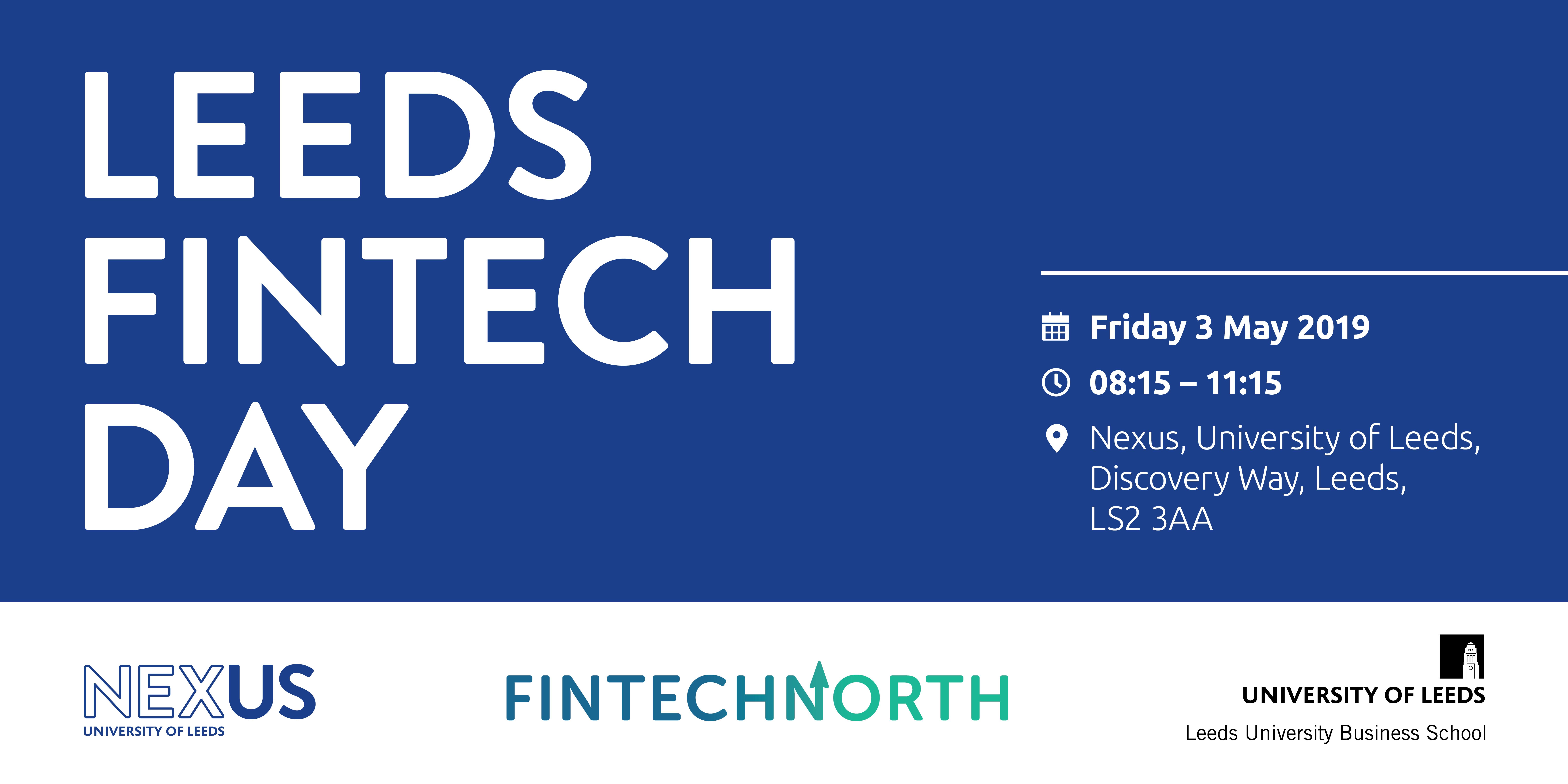 Leeds FinTech Day