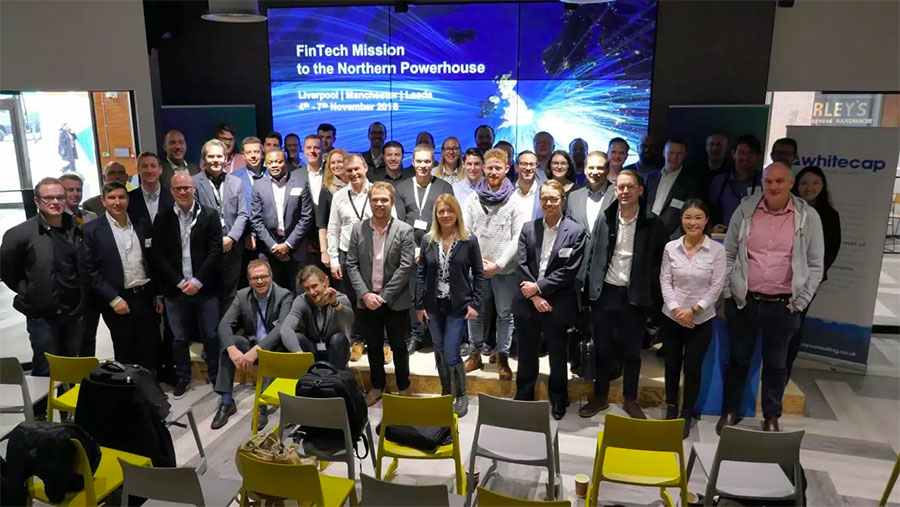 FinTech North showcases 20 FinTechs from 9 countries
