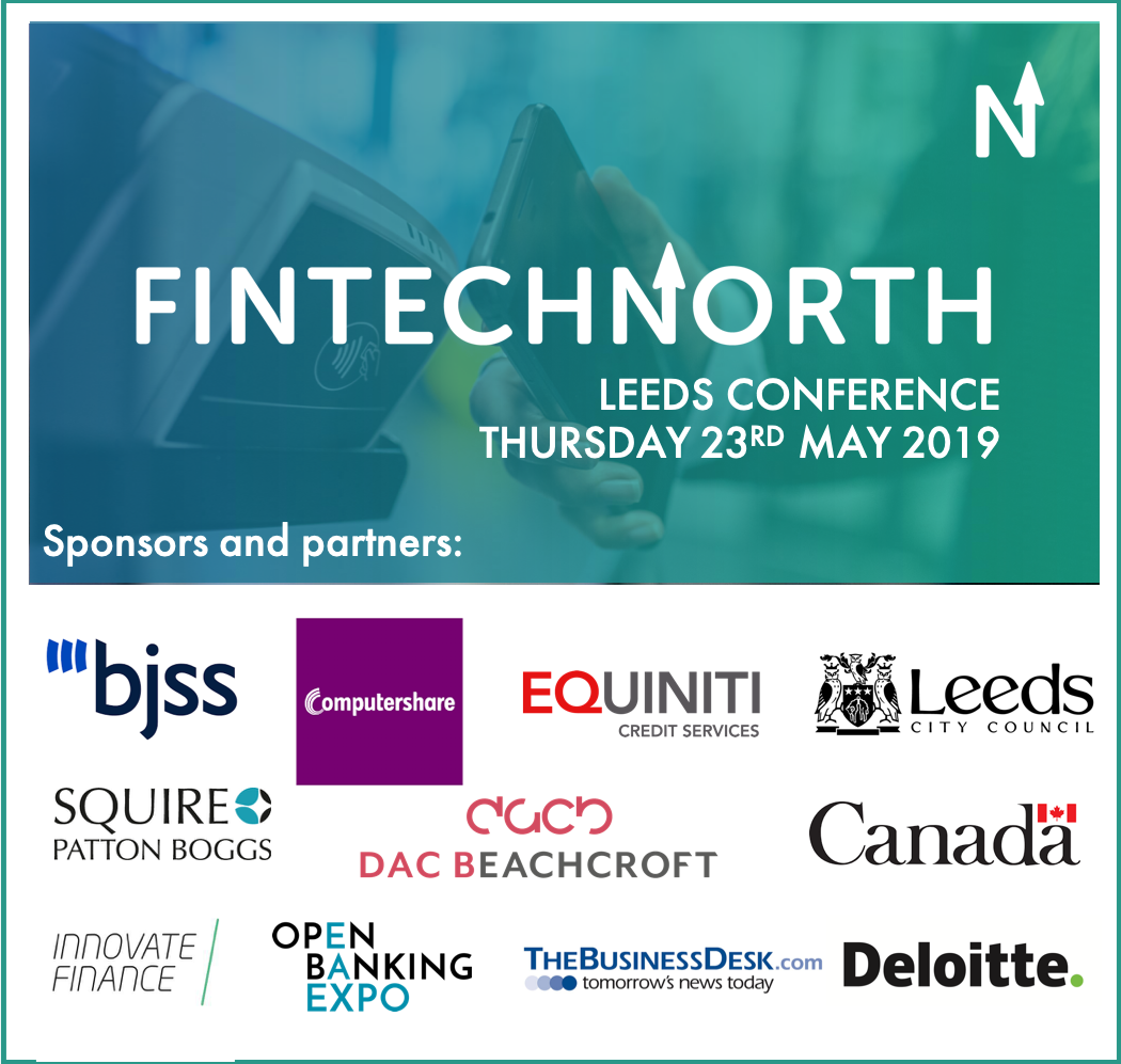 STELLAR LINEUP REVEALED FOR FINTECH NORTH'S HOMECOMING