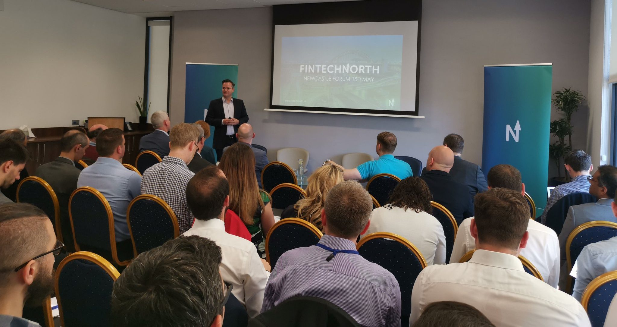FinTech North Newcastle Forum 15th May 2019 – Event Round Up