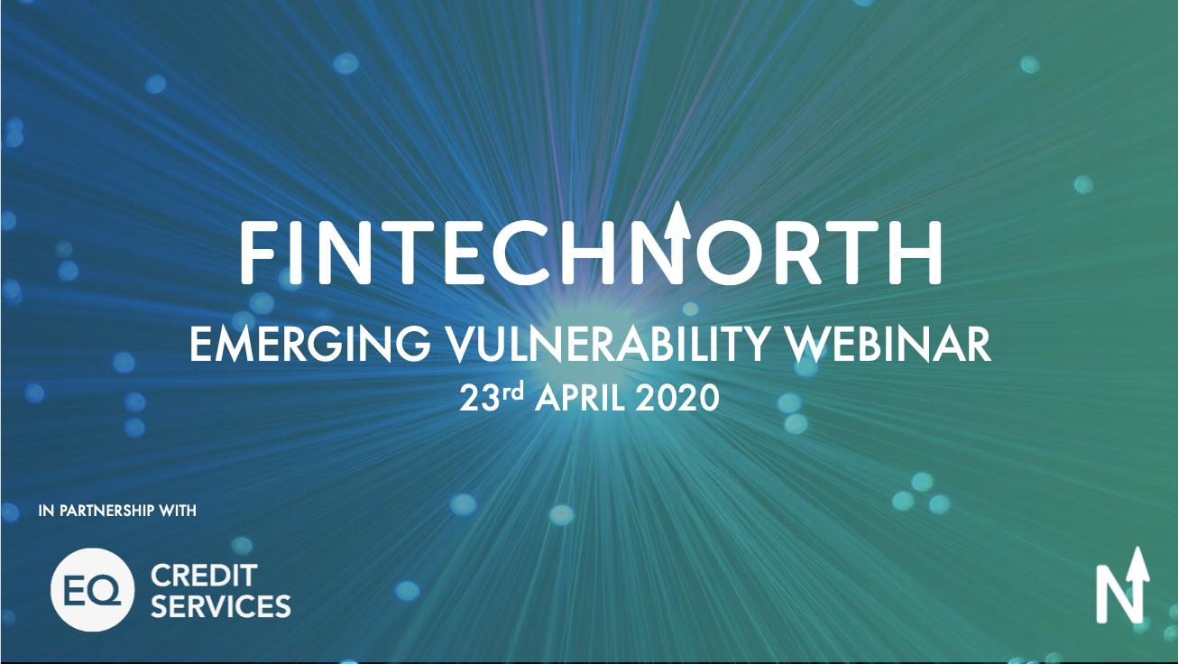 FinTech North Emerging Vulnerability Webinar