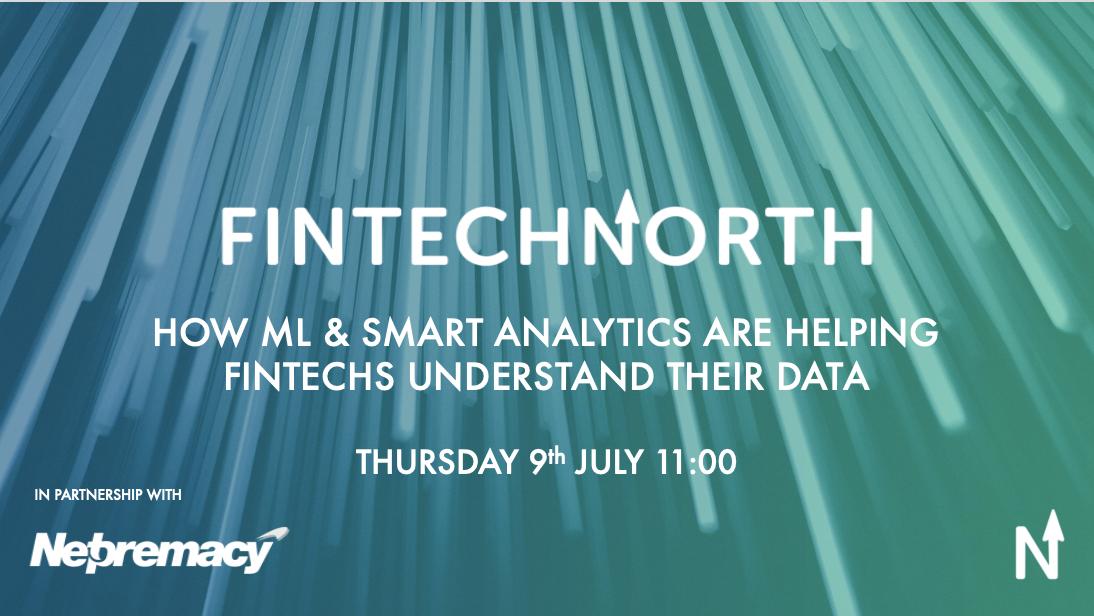 How ML & Smart Analytics are helping FinTechs understand their data