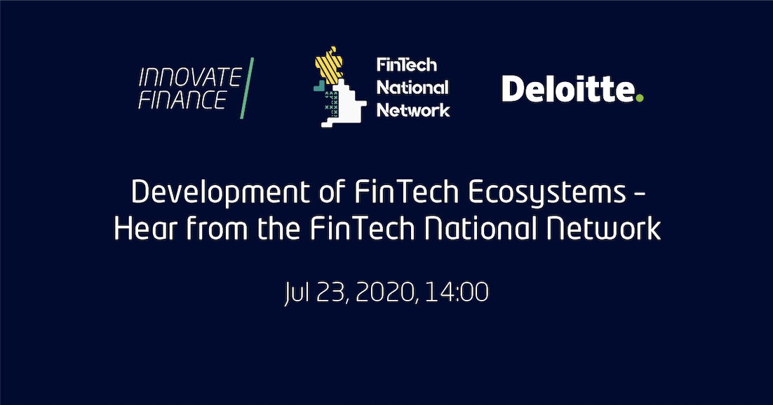 Development of FinTech ecosystems – Hear from the FinTech National Network