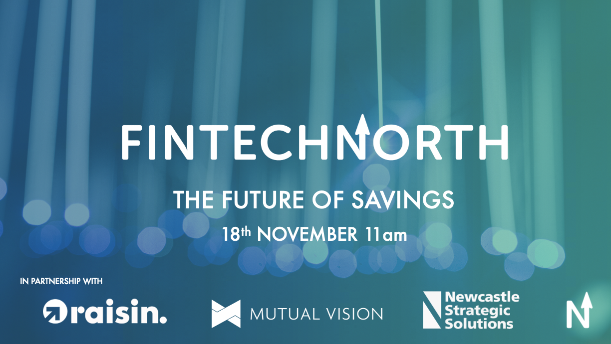 Re-watch: The Future of Savings 18/11