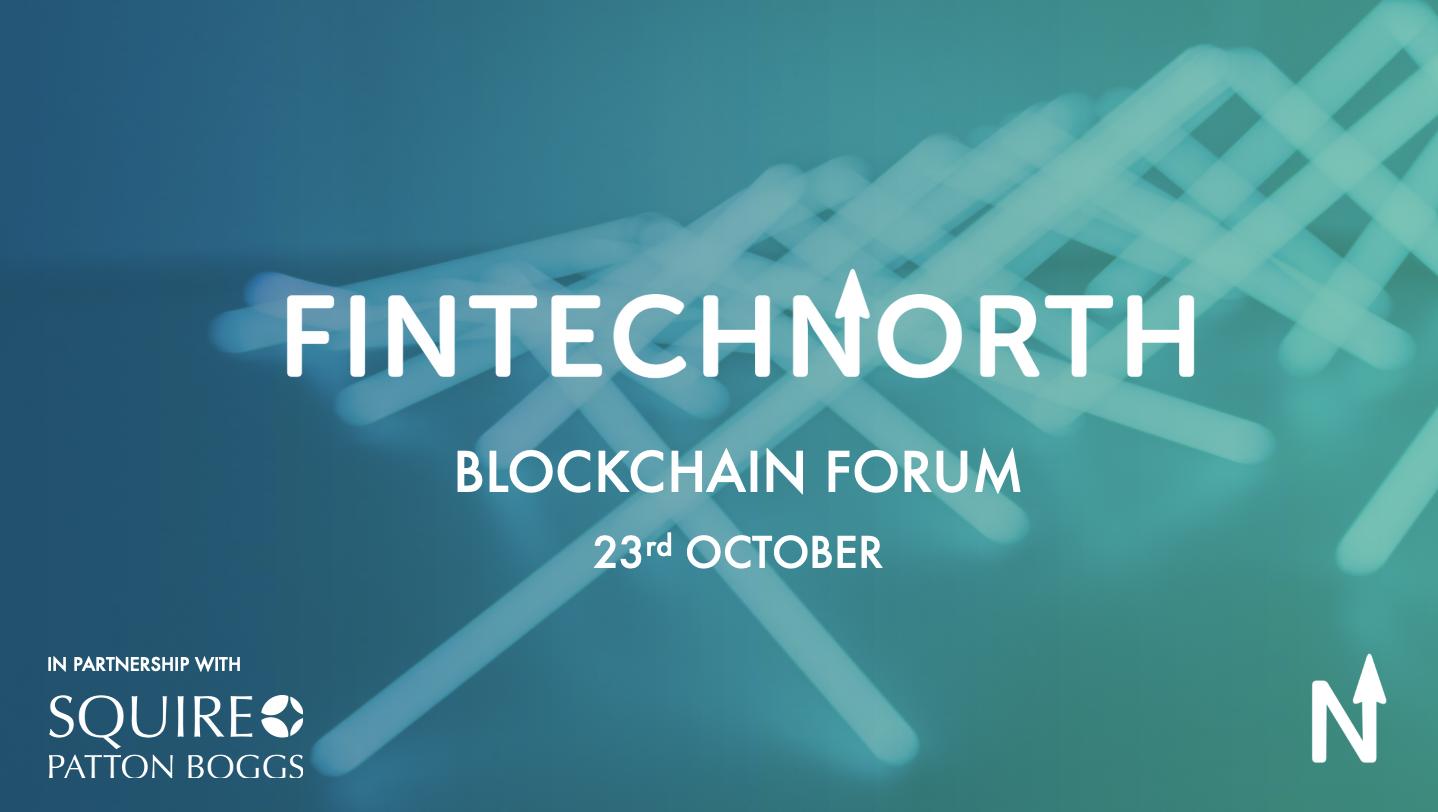 FinTech North Blockchain Forum