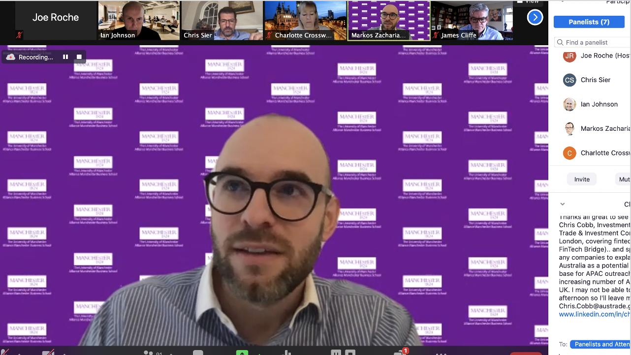 Re-watch: Virtual Manchester Conference 12/11/2020